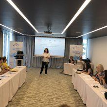 U Šibeniku, od 22-23 lipnja 2019 godine, održana radionica